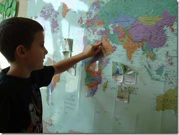 World Geography Israel Unit Study