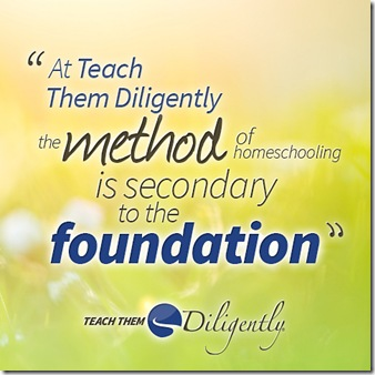 Teach Them Diligently Homeschool Convention