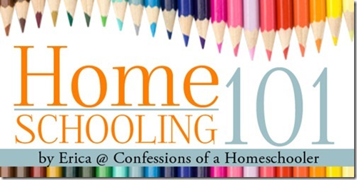 Homeschooling 101: Preschool