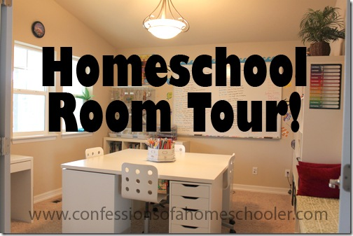 Home School Furniture Stunning Updated Homeschool Room Tour  Confessions Of A Homeschooler Inspiration