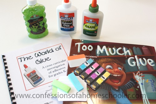 The World of Glue giveaway!