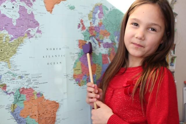 World Geography: Spain Unit Study