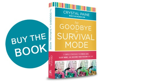 Say Goodbye to Survival Mode Giveaway