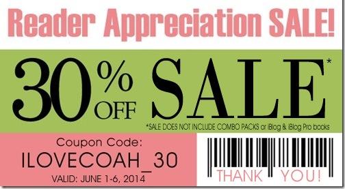 Bi-Annual 30% OFF Homeschool Curriculum Sale!
