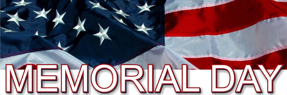 Happy Memorial Day 2014!