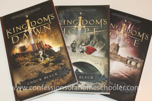 Kingdom Series by Chuck Black