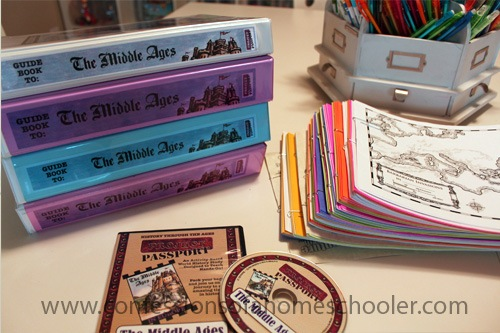 Homeschool in the Woods Review & Giveaway