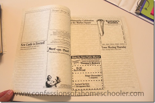 HomeschoolinWoodsnewspaper
