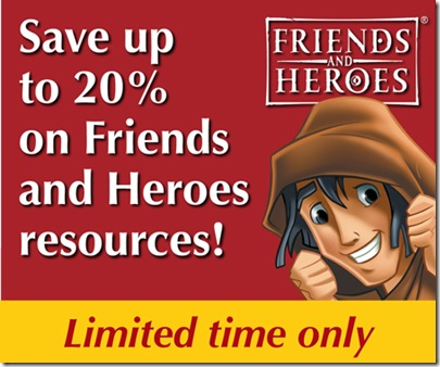 Friends & Heroes Homeschool Curriculum