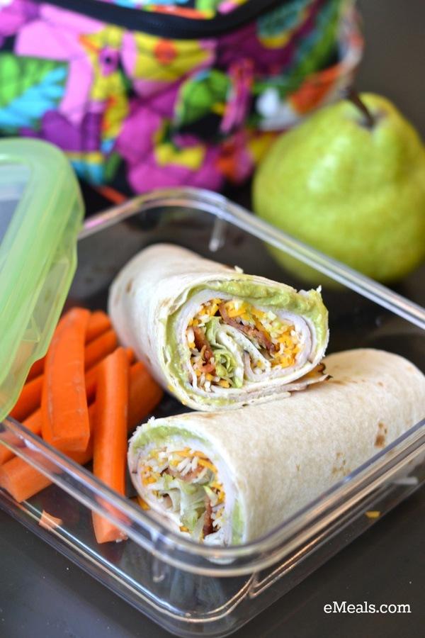 eMeals Kid-friendly meal plans