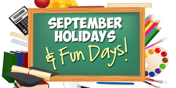 September Holidays and Special Dates