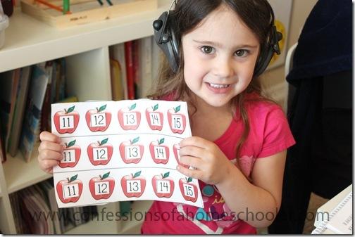 kindergartennumbers