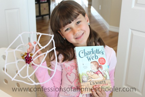 Charlotte's Web Activities for Kids