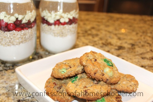 Cookie in a Jar Recipe
