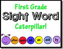 1stsightwordcards