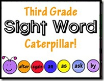 3rdsightwordcards
