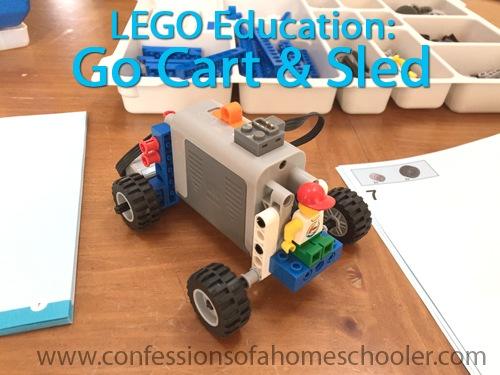 LEGO Education Go Carts & Sleds