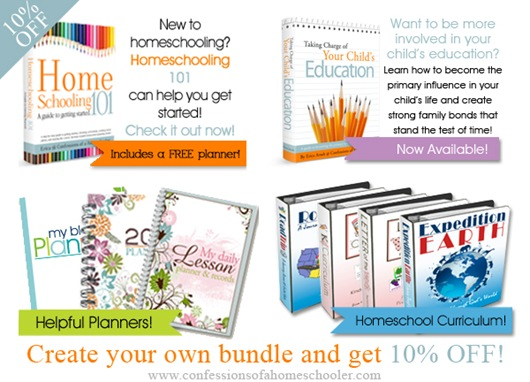 Create Your Own Bundle Discount!