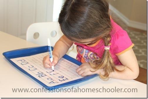 Teeny Tot Tuesday–Kindergarten Learning Games