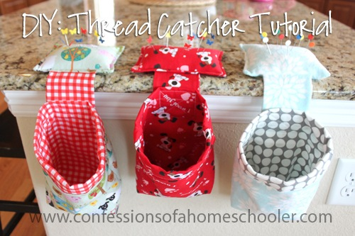 Free Thread Catcher Tutorial Confessions Of A Homeschooler