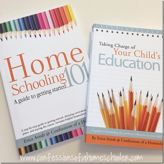 Taking Charge of Your Child's Education Book Giveaway