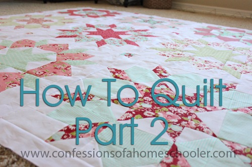 How to Get Started Quilting Part 2 – Best Sewing Machines for Beginners