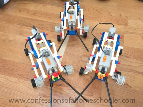 LEGO Education Simple Machines - Crane - Confessions of a Homeschooler