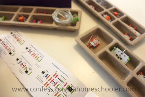 Little Bits Review & Giveaway