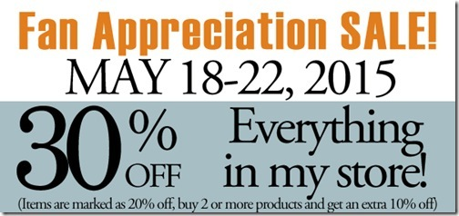 30% off Curriculum Sale Day 2!