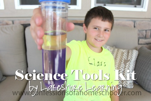Lakeshore Learning Science Tools Kit