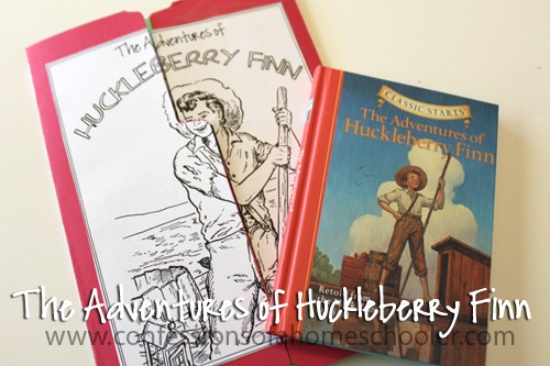 The Adventures of Huckleberry Finn Literature Unit