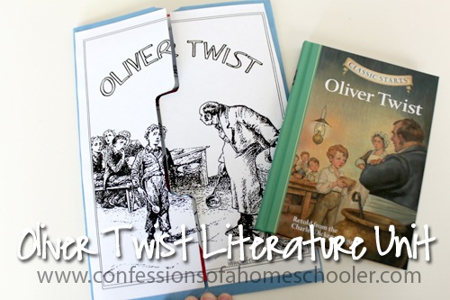 Oliver Twist Literature Unit