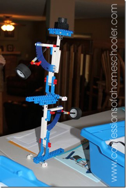 LEGO Education Letter Balance - Confessions of a Homeschooler