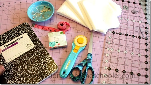 Diy Quilted Book Cover : Diy patchwork journal cover confessions of a homeschooler
