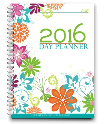 2016 Day Planner
