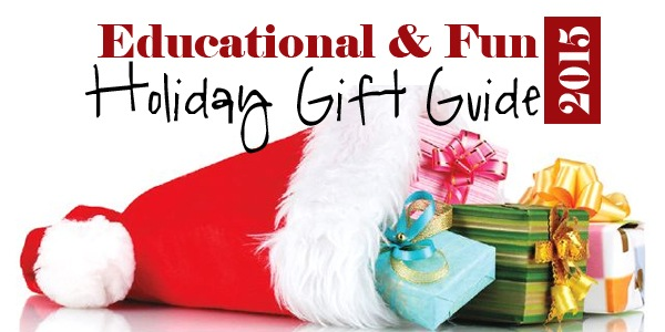 2015 Kids Holiday Gift Guide