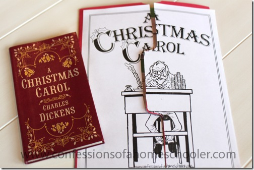 A Christmas Carol Literature Unit