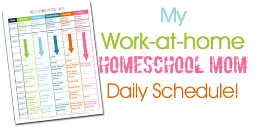 Single Working Mom Cleaning Schedule