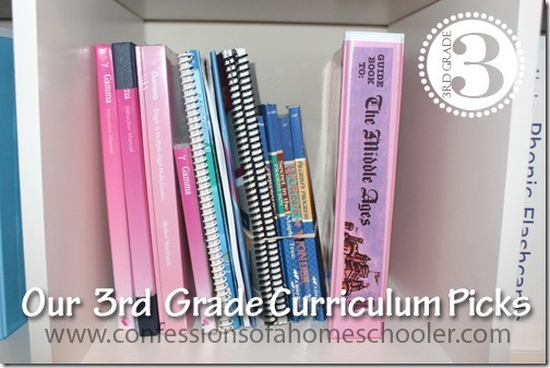 3rd Grade Homeschool Curriculum Top Picks