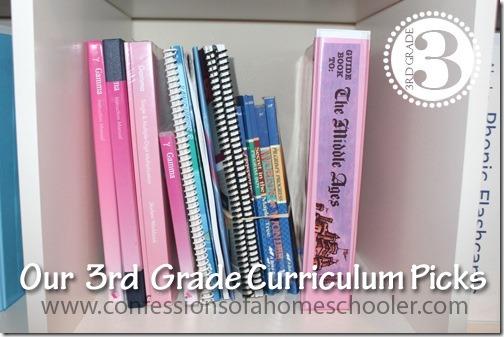 3rd Grade Homeschool Curriculum Top Picks