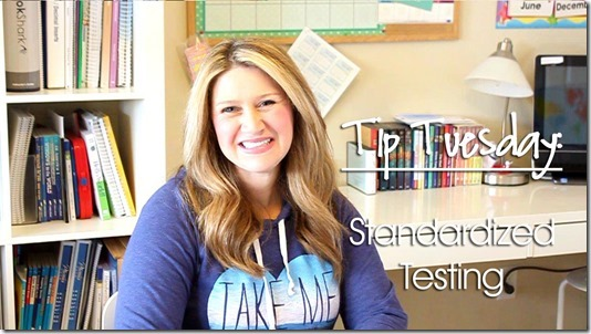 Tip Tuesday: Standardized Testing