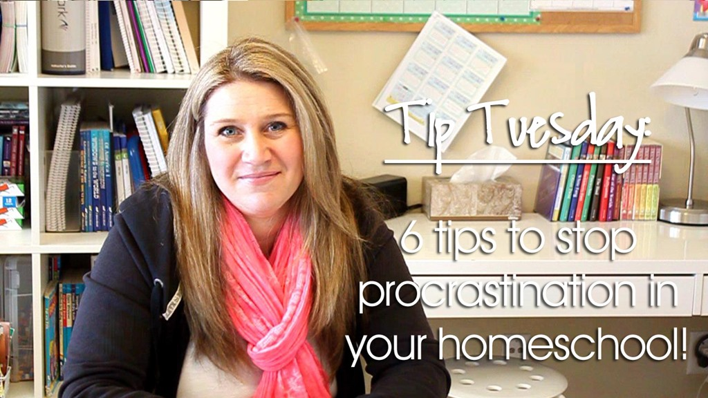 Tip Tuesday: 6 Tips to Stop Procrastination