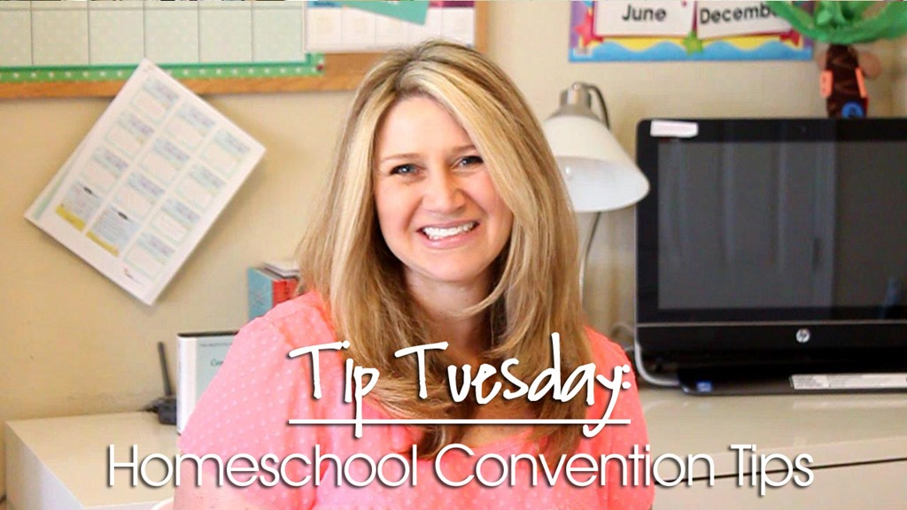 Tip Tuesday: Homeschool Conventions