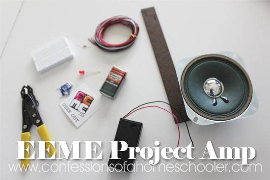 EEME Project Amp