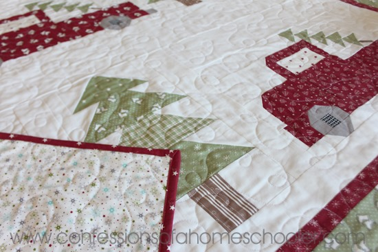 Vintage Christmas Quilt Pattern Confessions Of A