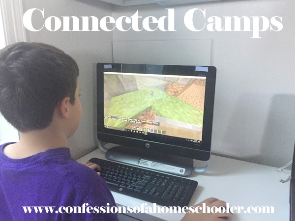 Minecraft Connected Camps Review