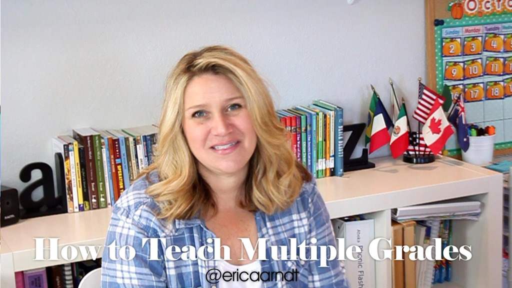 How to Teach Multiple Grade Levels