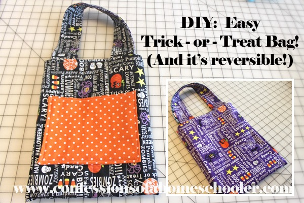 DIY: Easy Treat Bag