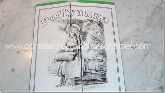 Pollyanna_Lapbook
