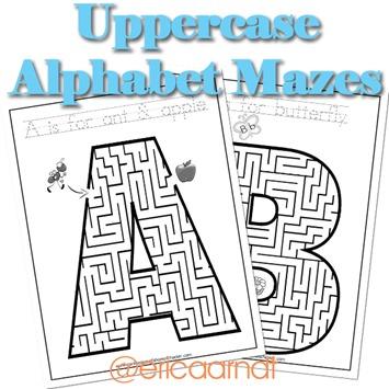UppercaseAZMazes_IG